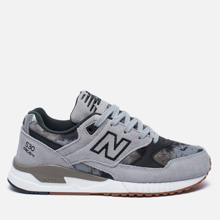 Женские кроссовки New Balance W530BNB Silver/Black