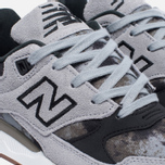 Женские кроссовки New Balance W530BNB Silver/Black фото- 5