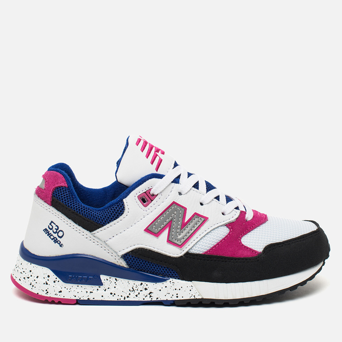 Женские кроссовки New Balance W530PSA White/Pink
