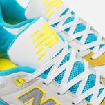 Женские кроссовки New Balance W530PSB White/Yellow фото- 5