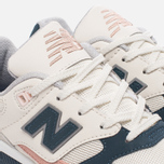 Женские кроссовки New Balance W530SC White/Pink фото- 5