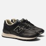 Женские кроссовки New Balance W576CKK Black фото- 1