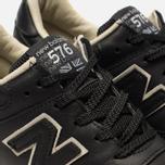 Женские кроссовки New Balance W576CKK Black фото- 6
