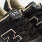 Женские кроссовки New Balance W576CKK Black фото - 6