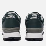 Женские кроссовки New Balance W576GGG Green фото- 3