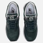 Женские кроссовки New Balance W576GGG Green фото- 4