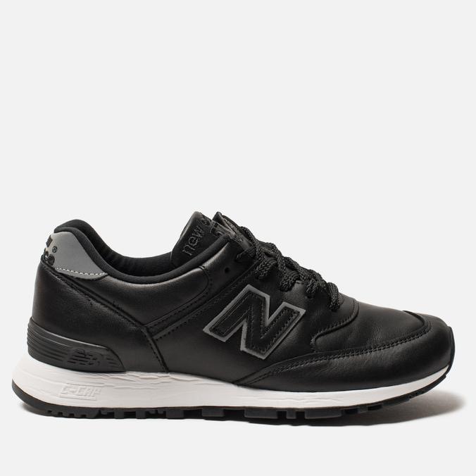 Женские кроссовки New Balance W576KKL Black/ White
