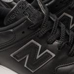 Женские кроссовки New Balance W576KKL Black/ White фото- 6