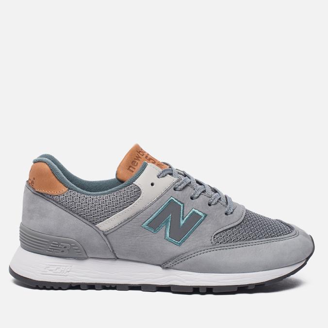 Женские кроссовки New Balance W576NBG Mid Grey