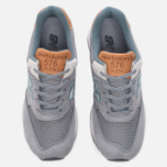 Женские кроссовки New Balance W576NBG Mid Grey фото- 4