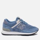 Женские кроссовки New Balance W576PBB Blue фото- 0
