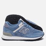 Женские кроссовки New Balance W576PBB Blue фото- 1