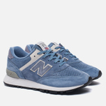 Женские кроссовки New Balance W576PBB Blue фото- 2