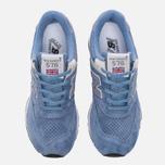 Женские кроссовки New Balance W576PBB Blue фото- 4