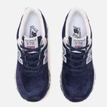 New Balance W576PBM Women's Sneakers Navy/Sky photo- 4