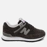Женские кроссовки New Balance W576PGG Brown/Grey фото- 0