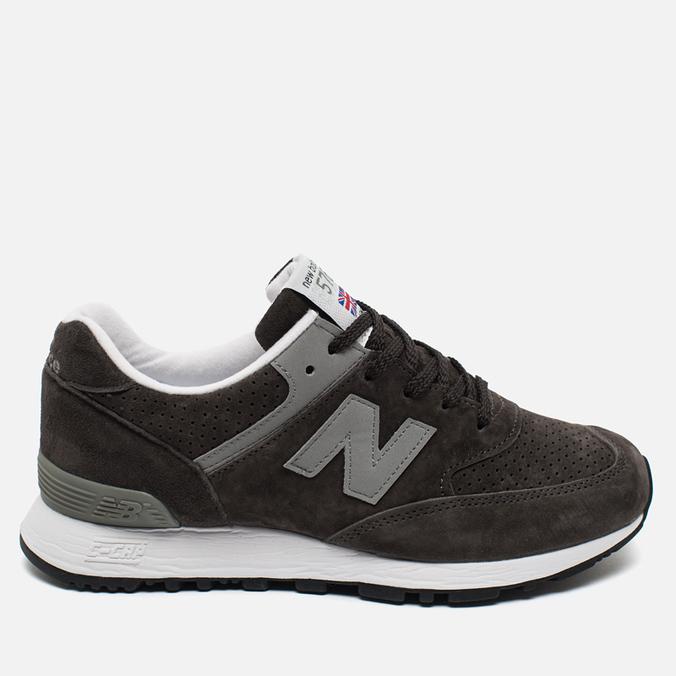 Женские кроссовки New Balance W576PGG Brown/Grey
