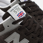 Женские кроссовки New Balance W576PGG Brown/Grey фото- 3