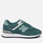 Женские кроссовки New Balance W576PMM Green фото- 0
