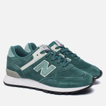Женские кроссовки New Balance W576PMM Green фото- 1
