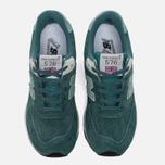 Женские кроссовки New Balance W576PMM Green фото- 4