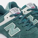 Женские кроссовки New Balance W576PMM Green фото- 5
