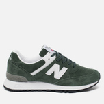 Женские кроссовки New Balance W576PNW Green/White/Black фото- 0