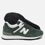 Женские кроссовки New Balance W576PNW Green/White/Black фото- 2