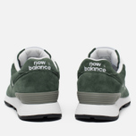 Женские кроссовки New Balance W576PNW Green/White/Black фото- 4