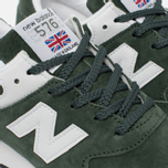 Женские кроссовки New Balance W576PNW Green/White/Black фото- 3