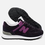 Женские кроссовки New Balance W576PPP Purple фото- 1