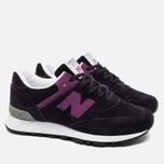 Женские кроссовки New Balance W576PPP Purple фото- 2