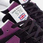 Женские кроссовки New Balance W576PPP Purple фото- 3