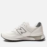 Женские кроссовки New Balance W576WWL White фото- 2