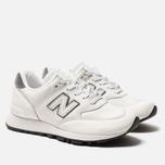 Женские кроссовки New Balance W576WWL White фото- 1
