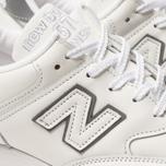 Женские кроссовки New Balance W576WWL White фото- 6