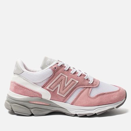 Женские кроссовки New Balance W7709DB Pink/White