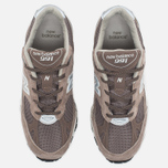 Женские кроссовки New Balance W991EFS Cappucino фото- 4
