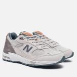 Женские кроссовки New Balance W991NBG Light Grey фото- 1