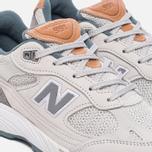Женские кроссовки New Balance W991NBG Light Grey фото- 5