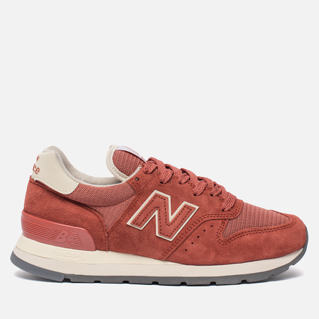 Женские кроссовки New Balance W995CJB Desert Heat Pack Copper Rose/Steel