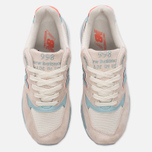 Женские кроссовки New Balance W998CHS Sea Salt/Storm Blue фото- 4