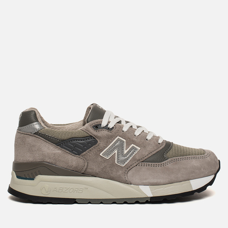 Женские кроссовки New Balance W998G Grey