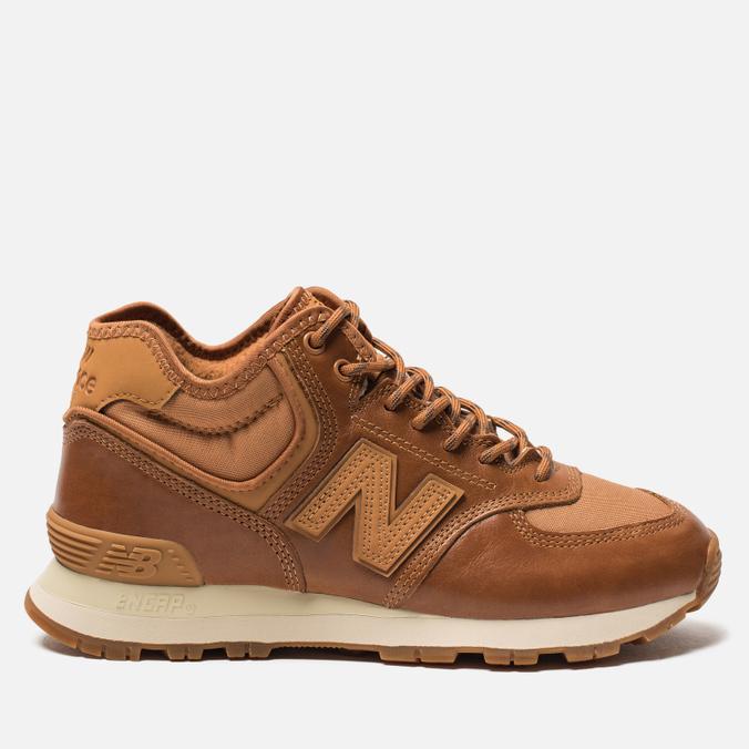 Женские кроссовки New Balance WH574BD Brown