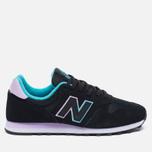 Женские кроссовки New Balance WL373GD Black фото- 0