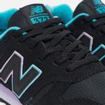 Женские кроссовки New Balance WL373GD Black фото- 5