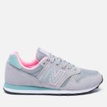 Женские кроссовки New Balance WL373GT Grey фото- 0