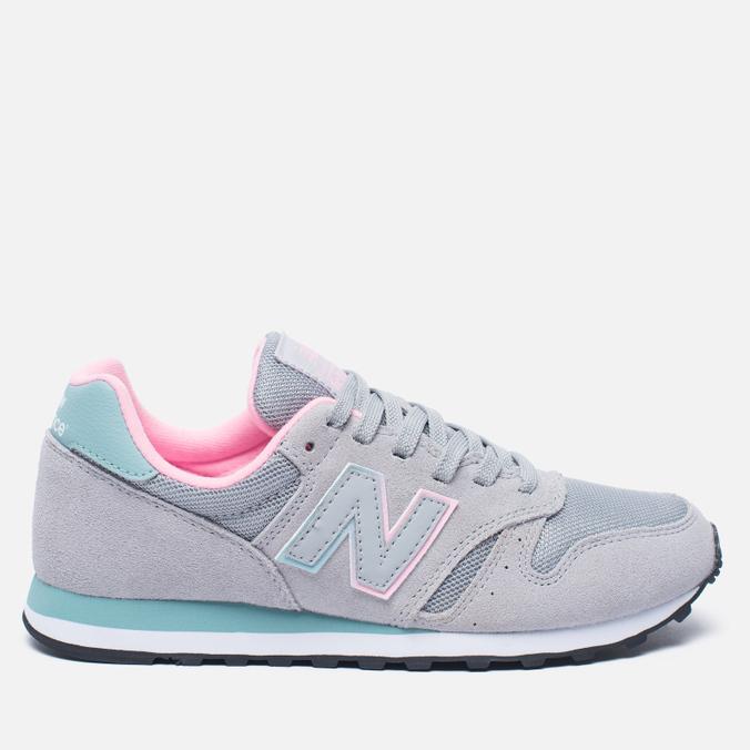 Женские кроссовки New Balance WL373GT Grey