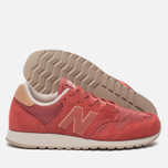 Женские кроссовки New Balance WL520BC Copper Rose/Vegtan фото- 2