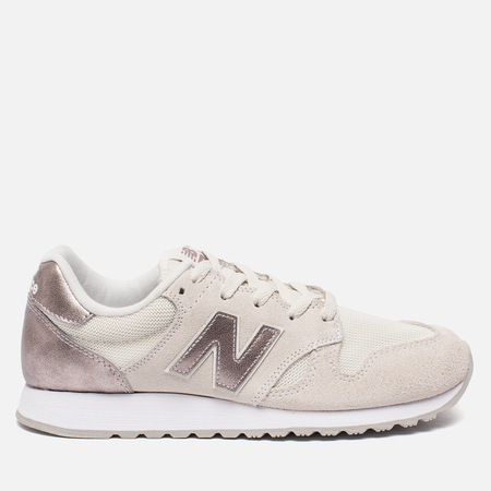 Женские кроссовки New Balance WL520SNA Sea Salt/Champagne Metallic